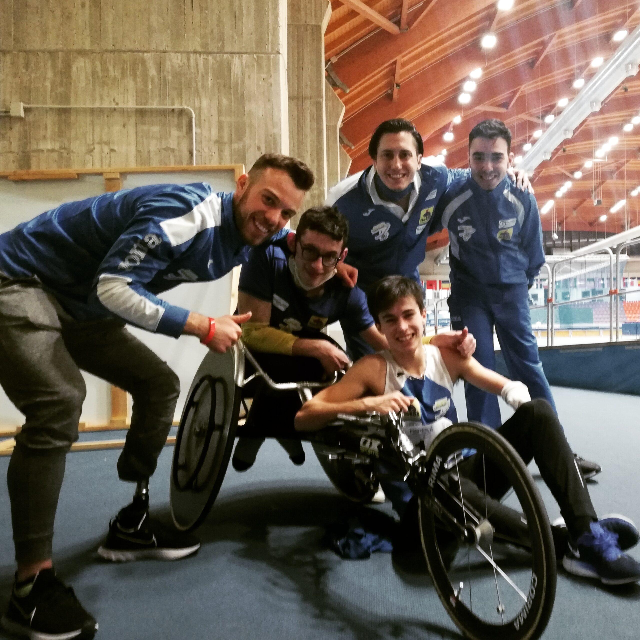 Campionati Italiani Indoor Ancona 2021